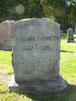 Benjamin Thornton