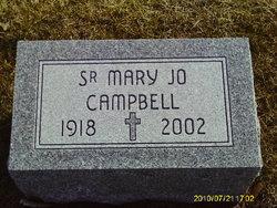 Sr Mary Jo Campbell