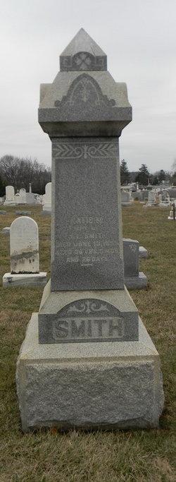 Katie M. <i>Winters</i> Smith