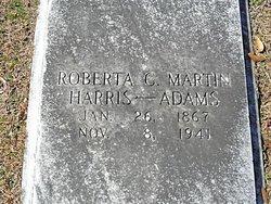 Roberta Catherine <i>Martin Harris</i> Adams