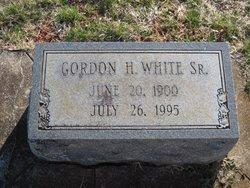 Gordon H White, Sr