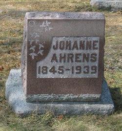 Johanne Ahrens