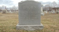 Mary A <i>Fleming</i> Brown