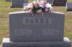 Ephraim Dewey Parks
