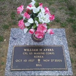 William Hardy Bill Ayers, Sr