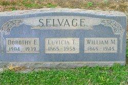 William Miles Selvage