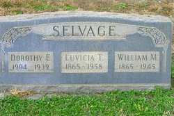 Dorothy Evelyn Selvage