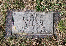 Billie E. Allen
