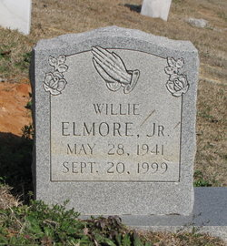 Willie Elmore, Jr