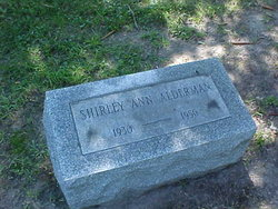 Shirley Ann <i>Jeffords</i> Alderman