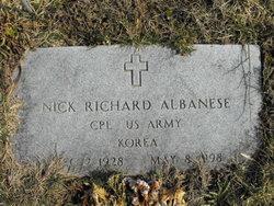 Nick Richard Albanese