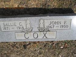 John Franklin Cox
