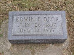 Edwin E. Beck