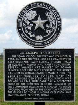 Collegeport Cemetery