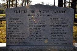 Saint Peter the Apostle Cemetery