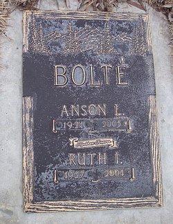 Anson Lockwood Bud Bolte