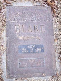 Dee Blake