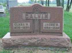 Clara May <i>Calvin</i> Calvin