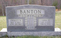 Charles Richard Banton