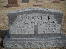 Lillian B. <i>Russell</i> Brewster