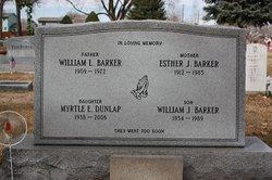 William Logan Barker