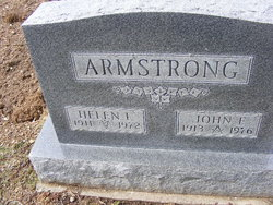 Helen L <i>Kern</i> Armstrong