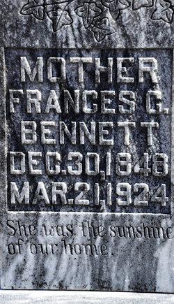Frances G. Bennett