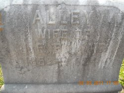 Allie <i>Staggs</i> Bland