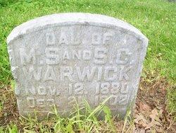 Maude M Warwick