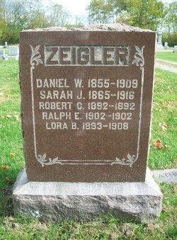 Sarah J Zeigler