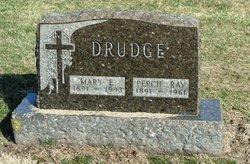 Mary Edith <i>Ulrey</i> Drudge