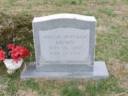 Maggie <i>Huffman</i> Brown