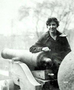 Chief Loretta Perfectus Yeoman Walsh