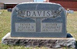 Joseph P Davis