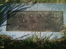 Mary Sue <i>Campbell</i> Dowell
