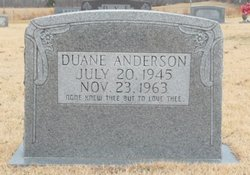 Duane Anderson