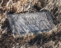 Willie Boles