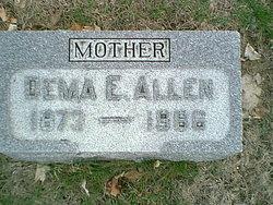 Dema E. <i>Copeland</i> Allen