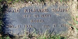 Boyd Richard Shupe