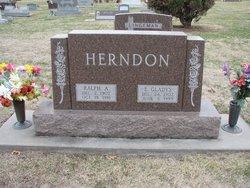 Ethyl Gladys <i>Hunt</i> Herndon