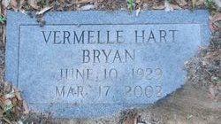 Vernelle <i>Hart</i> Bryan