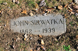 John Sirwatka