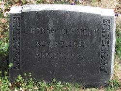 Lorenzo Fennie Clement