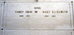 Carey Gray King, Sr