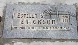 Estella Sue <i>Weber</i> Erickson