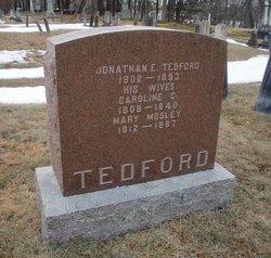 Mary <i>Mosley</i> Tedford