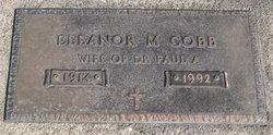 Eleanor M. <i>Kasuboske</i> Cobb