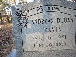 Andreas D'Juan Davis