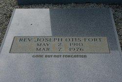 Rev Joseph Otis Fort