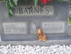 J C Barnes
